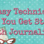 Learn a couple of techniques to help you get started with journaling
